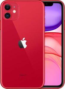 Apple-IPHONE-11-256GB-Produit-Rouge-Ee-Portable-Retina-4K-Smarphone-A2221-MWM92B