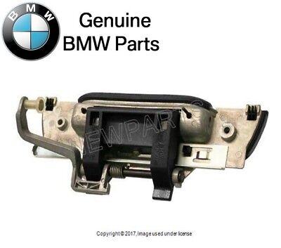 BMW E36 E30 Rear Right Passenger Sedan Outside Door Handle Assembly Genuine NEW