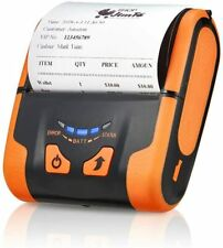 Munbyn 80mm Bluetooth Thermal Printer Portable Mini Mobile Pos Receipt Printer