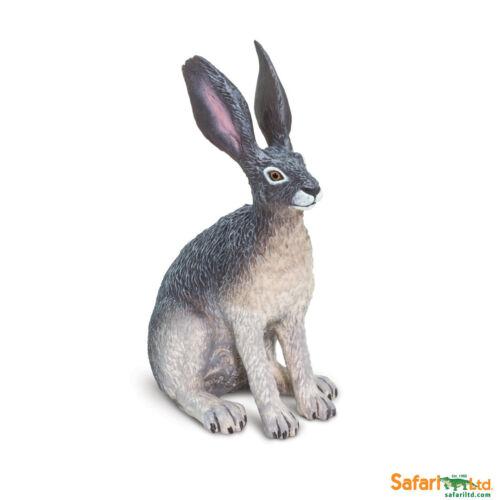 Safari Ltd 182029 américain wüstenhase 4,5 cm Série Animaux Sauvages Nouveauté 2018
