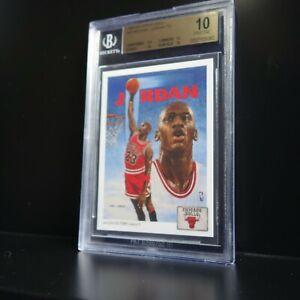 1991-92 Upper Deck Michael Jordan BGS 10🔥 POP 11❗ Better then psa 10