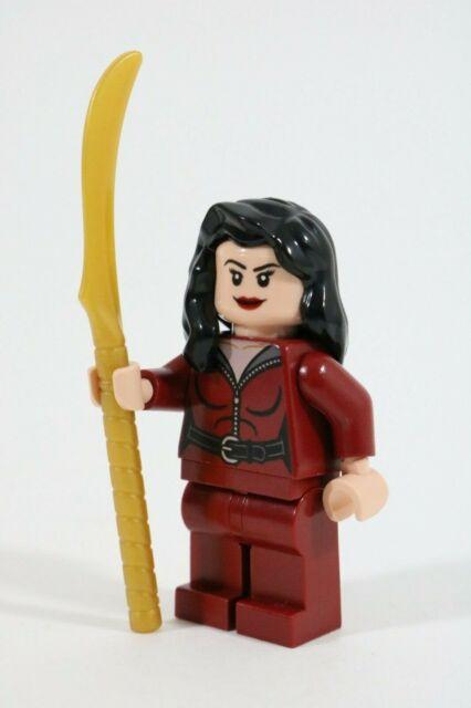 LEGO DC Universe Superheroes 76056 Talia Al Ghul Minifigure