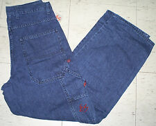 Vintage blue Es skateboard baggy loose carpenter Eric Koston era denim jean 30