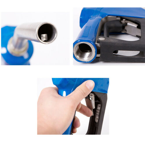 3//4-Inch NPT Automatic Stainless Steel DEF//AdBlue Nozzle with Swivel DEF Tr V1F8