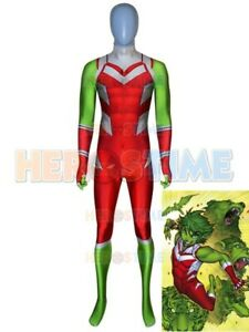 Red-X Cosplay Costume 3D Print Spandex High Quality Zentai Halloween Costume