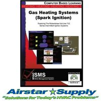 Gas Heating Systems Training Software / Spark Ignition Mod5