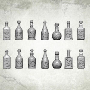 Orco-Botellas-Orco-botellas-14-Bitz-BITS-Kromlech-Resina-krbk015
