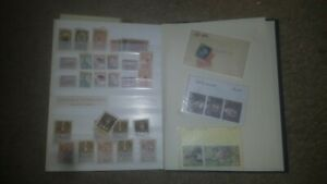LOT- OVER 450 LATVIA, ESTONIA, CENTRAL LITHUANIA POSTAGE STAMPS