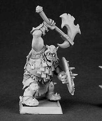 REAPER WARLORD - 14560 Black Orc Warlord