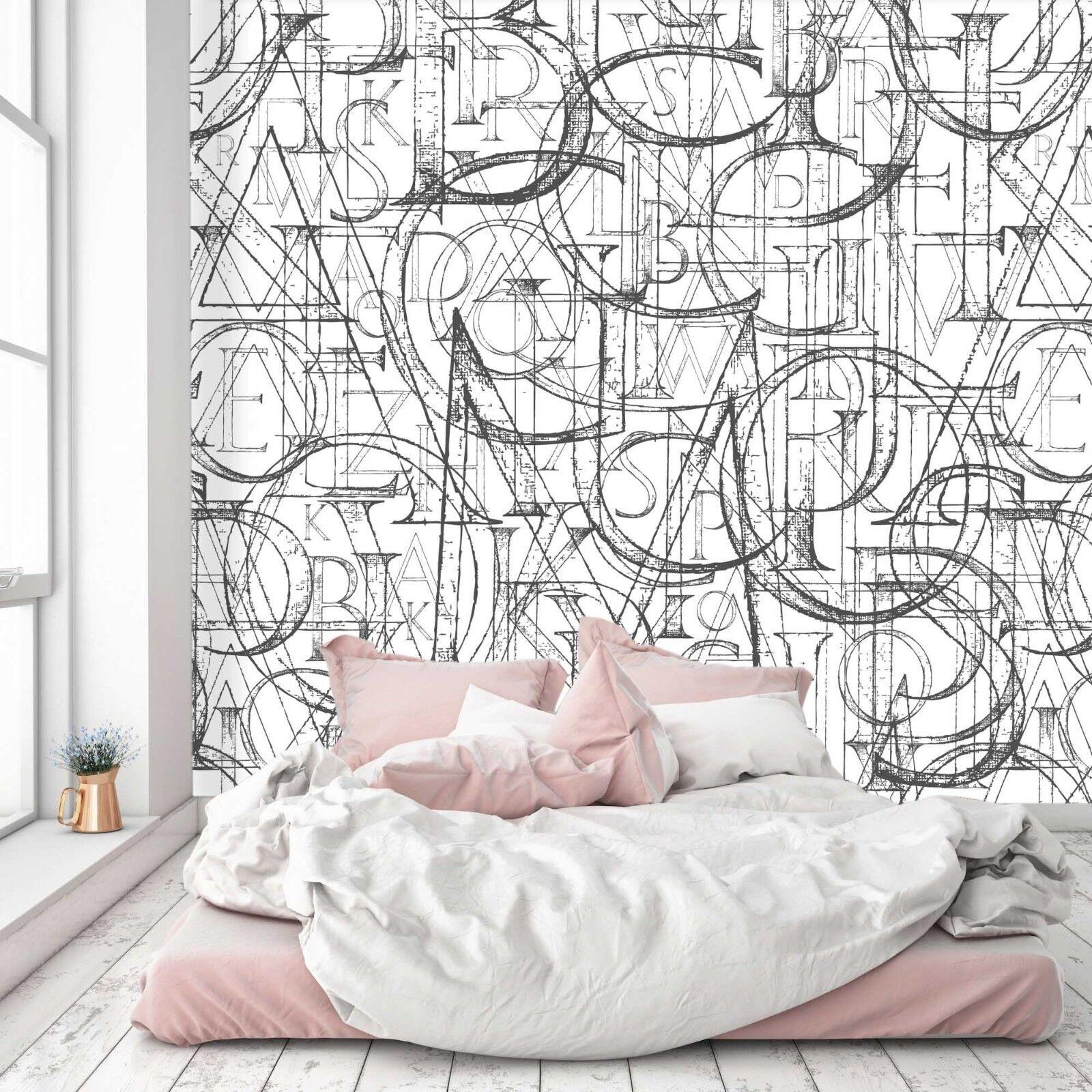 3D grau Pattern 7004 Wall Paper Murals Wall Print Wall Wallpaper Mural AU Summer