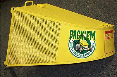 Bad Boy Rider MZ Mower PK-EX4//UN 4.4 cubic ft. Grass Catcher Bag Bagger