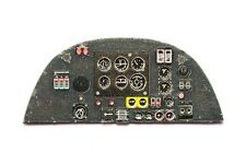 BEAUFIGHTER MK VI PHOTOETCHED, 3D, COLORED INSTRUMENT PANEL #4829 1/48 YAHU