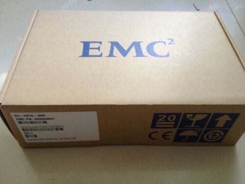 "NEW EMC 005049274 005049677 005049675 600GB 3.5/"" SAS 15K V3-VS15-600 HARD DRIVE"