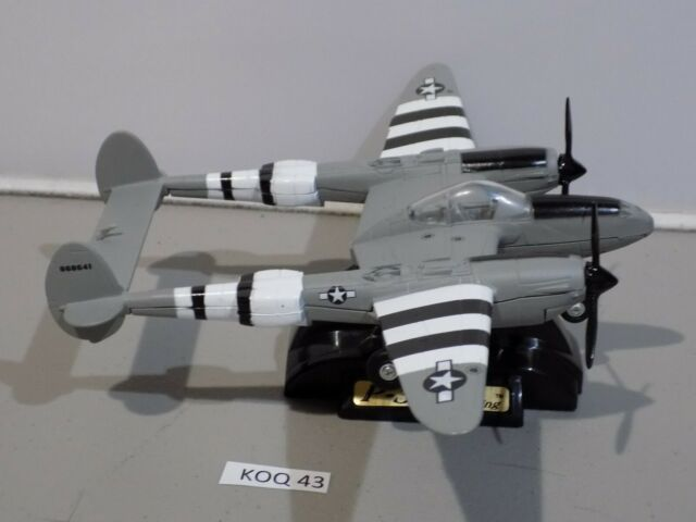 Herpa 580243-1//72 US Army Air Force Lockheed p-38l Lightning-nuevo