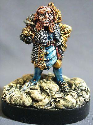 D&D Miniature Seasoned Warrior Rogue - High Quality Paint Work !!  s75