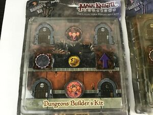 Mage-Knight-Dungeons-Builder-039-s-Kit-Wizkids-Out-of-Print