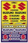Factory Effex - 10-68430 - Universal Graphics Kit, Suzuki