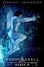 GHOST IN THE SHELL POSTER FILM ART A4 A3 PRINT CINEMA MOVIE #2