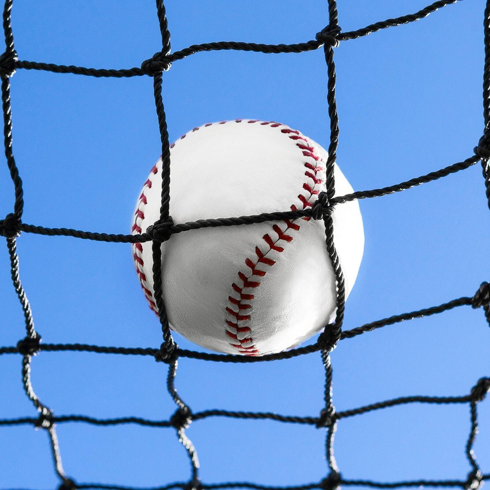 Baseball Net Screens - Fully-Edged  -