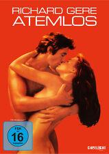 Atemlos (Richard Gere, Valerie Kaprisky) DVD NEU + OVP!