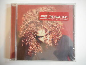 JANET-THE-VELVET-ROPE-TOGETHER-AGAIN-CD-ALBUM-NEUF-PORT-GRATUIT