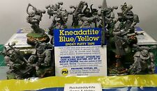 "Green Stuff 9"" Kneadatite Blue/Yellow  Epoxy Putty Tape Warhammer 40k Greenstuff"