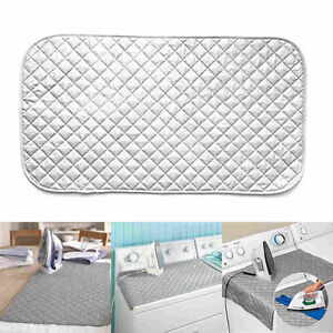 Foldable-Easy-Magnetic-Ironing-Mat-Laundry-Pad-Washer-Dryer-Blanket-Cover-Board