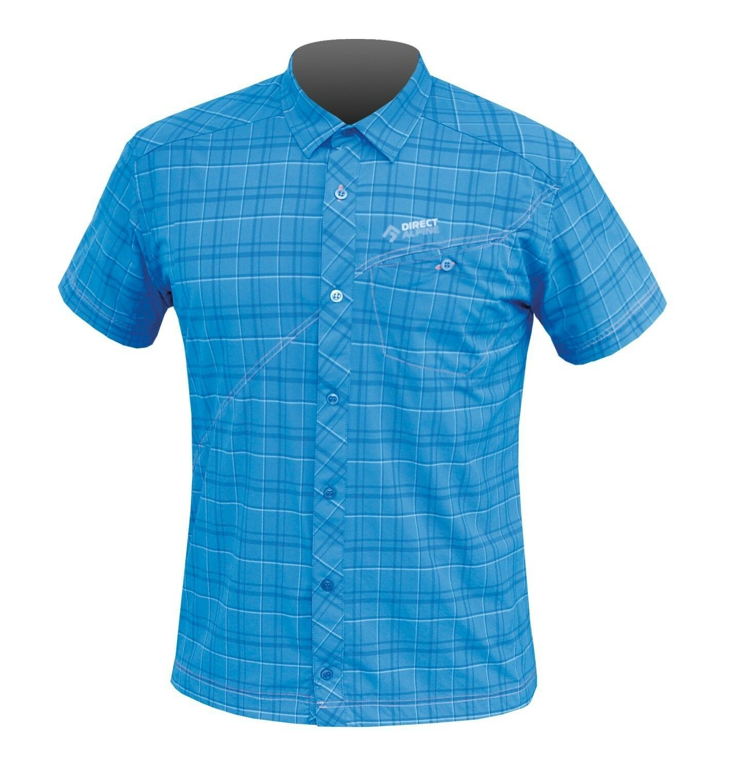 Direct Alpine   Shirt Men, Super Lightweight  Hiking Travel Shirt for Men, S  limited edition