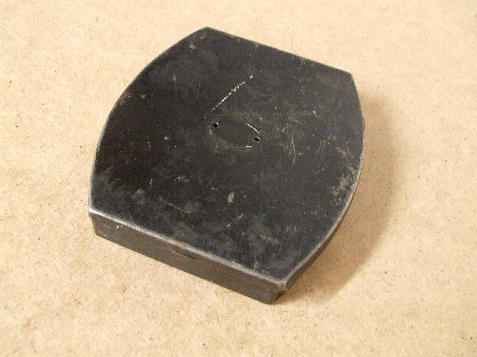 Vintage HARDY Bait    Cast tin - Rare