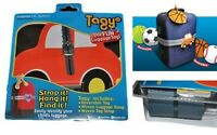 Tagy Kids Luggage Tag And Strap Car / Strap It Or Hang It - Luggage I.d. System