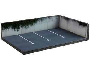 Diorama-Parking-Parking-lot-1-76eme-OO-scale-OO-3-AN-AP-AQ-001