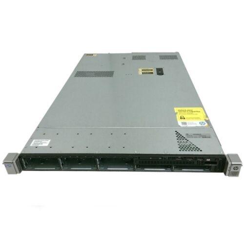 HP Proliant DL360p Gen8 SFF CTO Server 2x 460W 2x HS w// P420 1GB No CPU RAM HD
