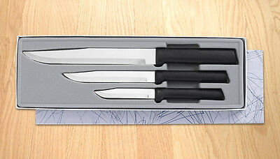 Rada Cutlery G202 Housewarming Gift Set Black Handle