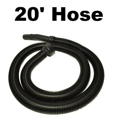 """Wet Dry Vac Canister Vacuum Cleaner 2 1//4/""""Hose"""
