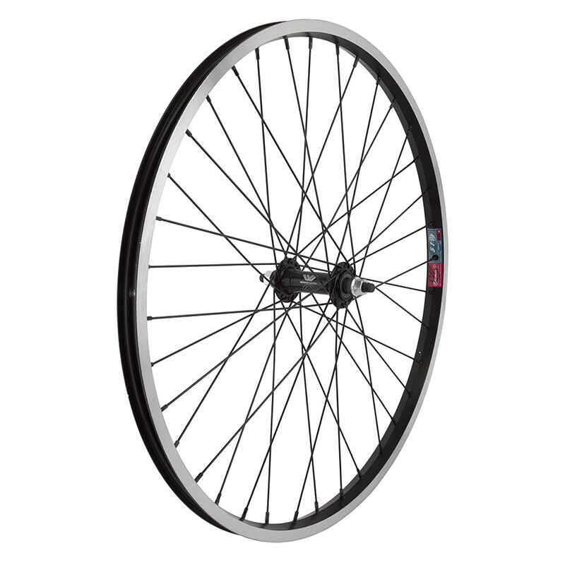 WM Wheel  Front 24x1.5 507x19 Aly Bk 36  Aly Bo 3 8 Bk 14g Bk  with 100% quality and %100 service