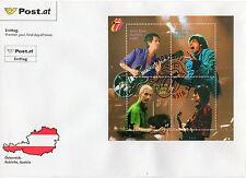 Rolling Stones - Briefmarken - Ersttag - First Day of Issue - Premier - 200