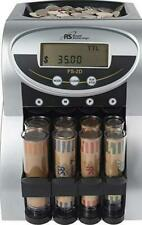 Commercial Coin Sorter Counter Machine Counting Money Digital Fast Sorting Anti