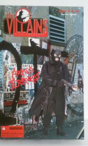 1/6 Ultimate Soldier America's Finest The Villains Armed Terrorist
