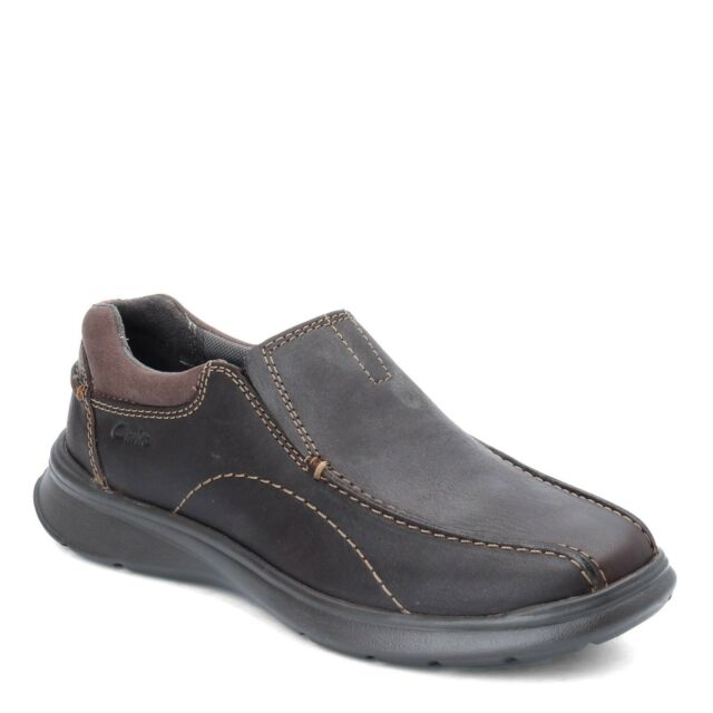 Clarks of England Cotrell Step Brown