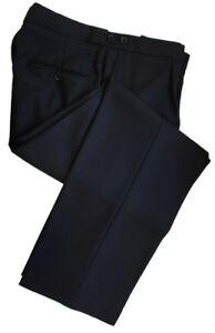 en noir Pantalon en en Pantalon noir Pantalon noir laine laine O48xS8R