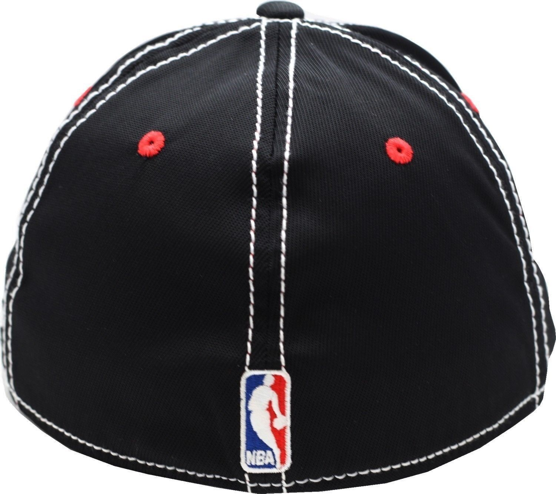 Chicago Bulls Adidas Flex - Fit Hat - Flex 7027-8 f7aa3a