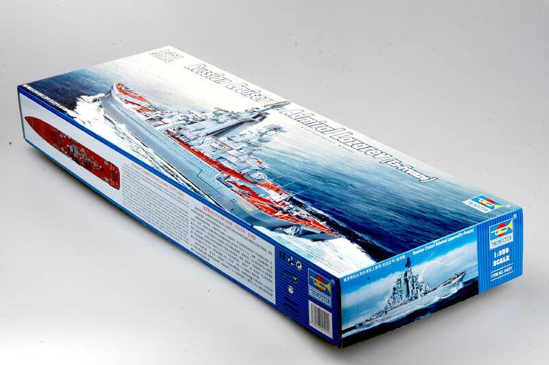 Trumpeter 04521 1 350 Russian Cruiser Admiral Lazarev