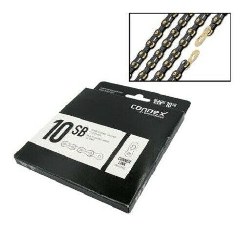Connex  10sE 10-Speed eBike Chains 124,132 and 136 Links
