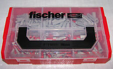 200 Teile Fischer Dübel Sortiment im FIXtainer SX und Duopower 6, 8 und 10mm