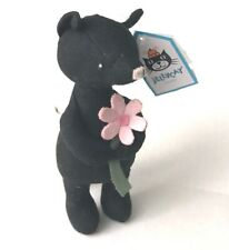 "Jellycat Mini Messenger Mouse Stuffed Animal  6.5/"" plush with gift NWT Nib Free"