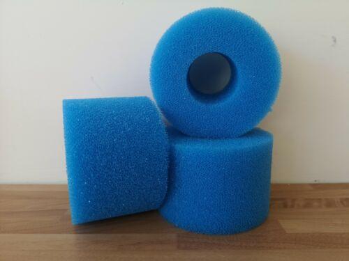 2 Lavabile Bio Schiuma Vasca Idromassaggio Filtro di ricambio per vasche idromassaggio gonfiabili