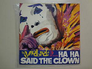 YARDBIRDS-Ha-Ha-Said-The-Clown-Ten-Little-Indians-Italy-7-034-R-International-ASL
