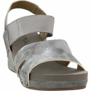 Size 6 B Corkys Lilo  Casual   Wedges Green Womens