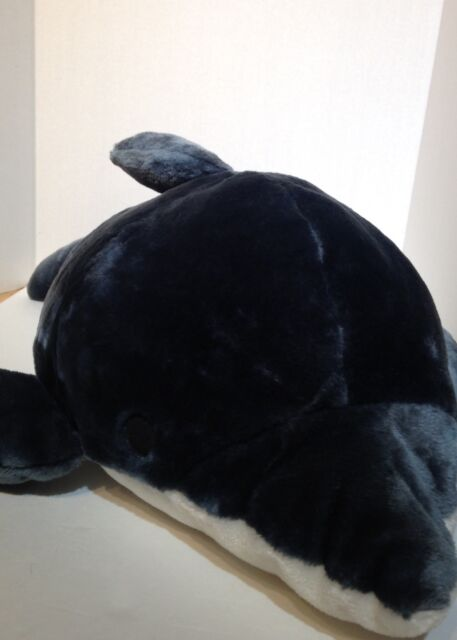 dolphin plush large 32 inches
