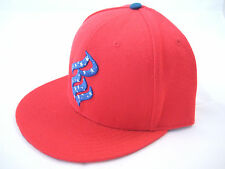 ROCAWEAR ONE SIZE STRAP BACK BASEBALL HAT CAP MENS RED BLUE STARS